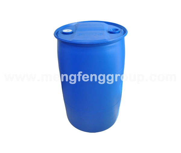 Closed plastic bucket 30L
