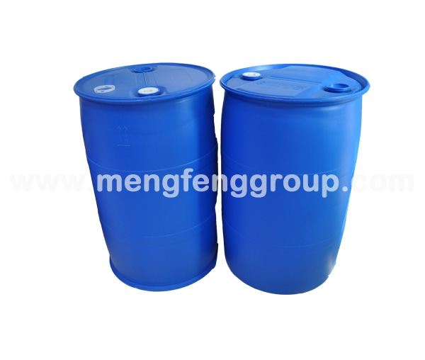 Closed plastic drum 200L